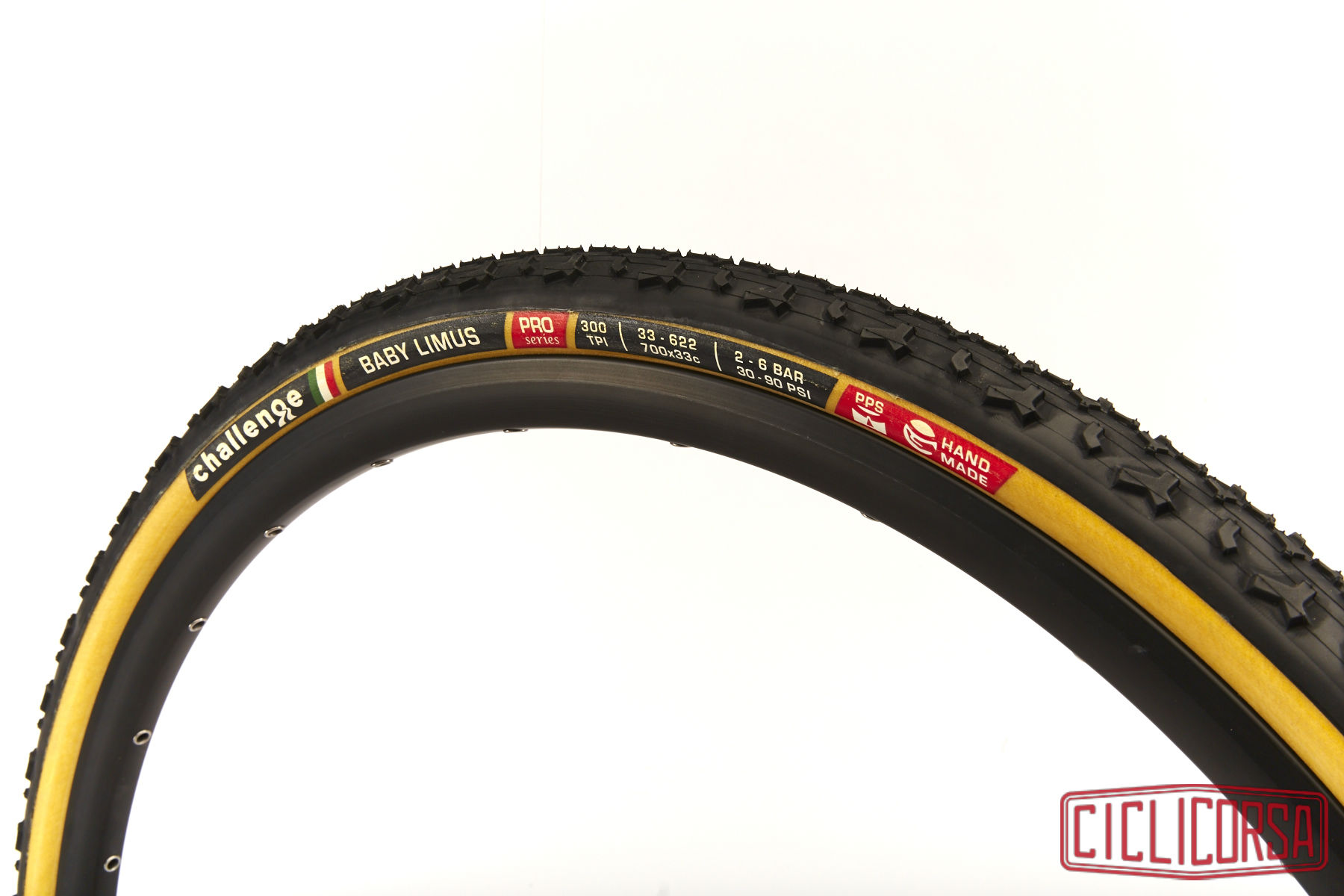Challenge Tires Baby Limus Open Tubular Cyclocross Mud