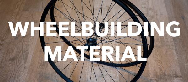 Wheelbuilding Material